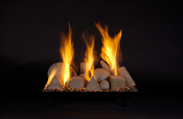 Alterna Contemporary Gas Fires